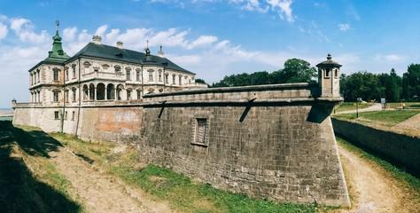 Beautiful palace in Europe