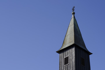 pleso chapel tower