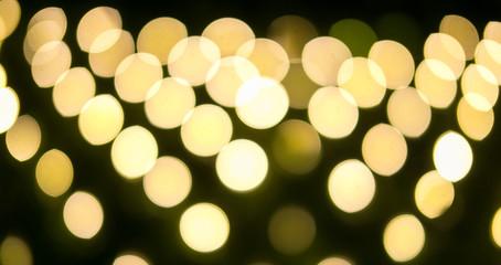 Holiday festive bokeh. Celebration Abstract background