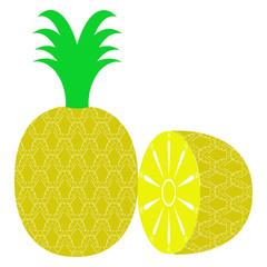 Иконка ананаса