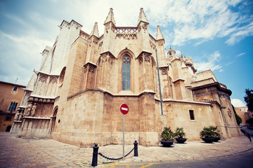 Cathedral in Tarragona