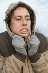 tremare di freddo