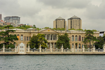 Dolmabahce Palace Istanbul-Turkey