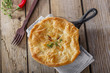 chicken pot pie - 75987439
