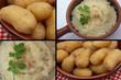 Ecrasé de Pommes de terre à la Noix de Muscade