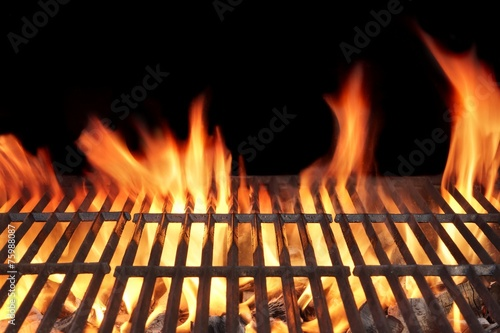 Barbecue Fire Grill - 75988087