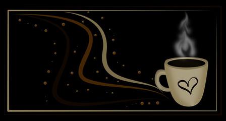 Kaffetasse - Coffee
