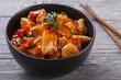 Chinese chicken sweet and sour sauce - 75989457