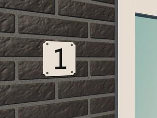 Huis nummer 1