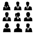 Business Avatars Set - 75991236