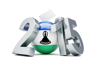 general elections in lesotho 2015