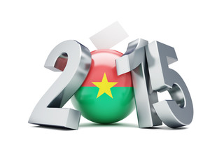 parliamentary and presidential elections in burkina 2015 faso