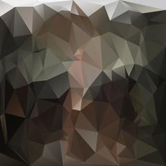 vector polygonal background anthracite dark brown black