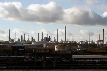 Fawley Refinery, Southampton