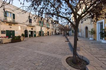 Matera Piazza Pascoli