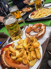 octoberfest birra cucina bavarese