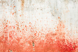Fototapety Concrete wall with blood splatters