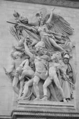 Arch of Triumph – Le Triomphe.