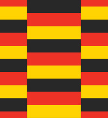 Germany flag texture vector