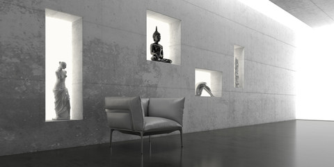 Interior, Design, Möbel, Inneraum