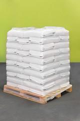 Pallet of sacks