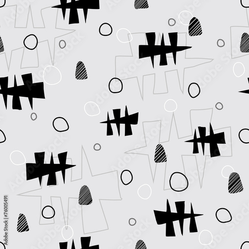 seamless pattern abstract © turbo
