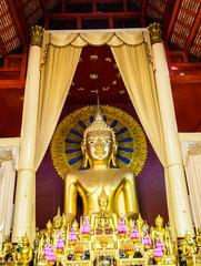 Buddha statue at Chiangmai