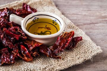 Cruschi peppers