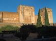 canvas print picture - Alhambra