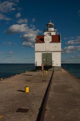 Kewaunee Harbor Lighthouse