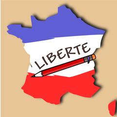 France droit  à la liberté