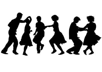 Dance in dress