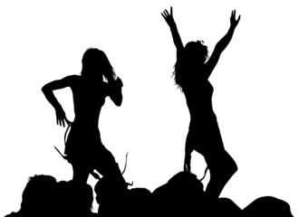 Dancer girls