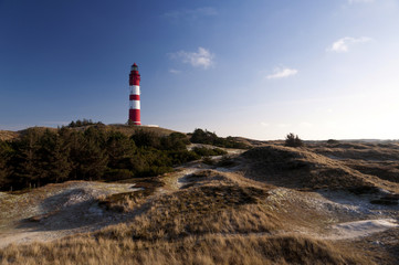 Lighthouse on Amrum