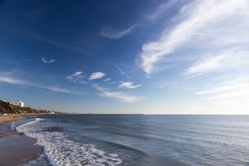 Bournemouth beach, Dorset, United Kingdom