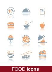 dishes make up the restaurant menu