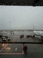 Flughafen Urlaub Reise