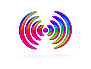 Suono - cerchi concentrici