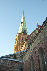 St. James Cathedral in Riga, Latvia