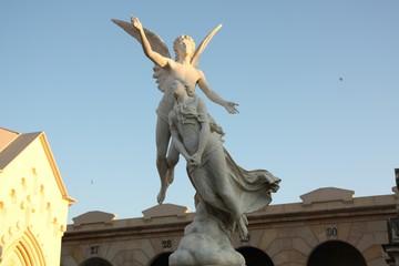 Engel und Maria
