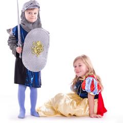 ein Ritter und seine Prinzessin - freischneider