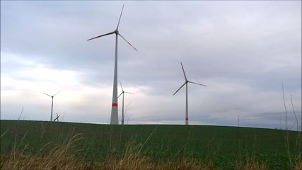 Windpark in Germany 08