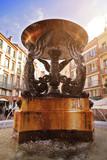fontaine de la trinité Toulouse
