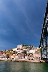 Porto at river Douro