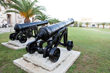 Bermuda Fort Canons