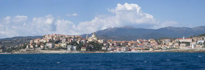 Imperia. Italian Riviera