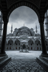 Mosquée bleue ou Sultanahmet Camii