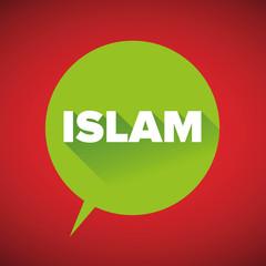 Islam sign vector
