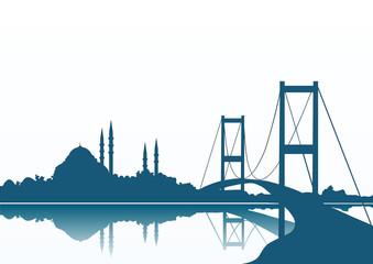 Yeni bir Istanbul  silueti