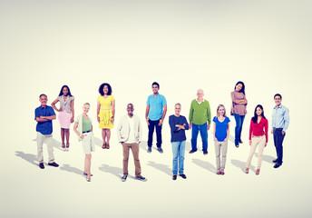Diversity Community People Communication Concept